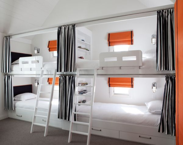 Full Bunk Bed With