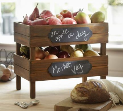 Wooden kitchen accessories that any home should have View in gallery