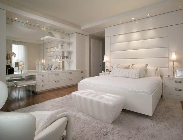 Tall Wall Bedroom Mirror Ideas Photo 19