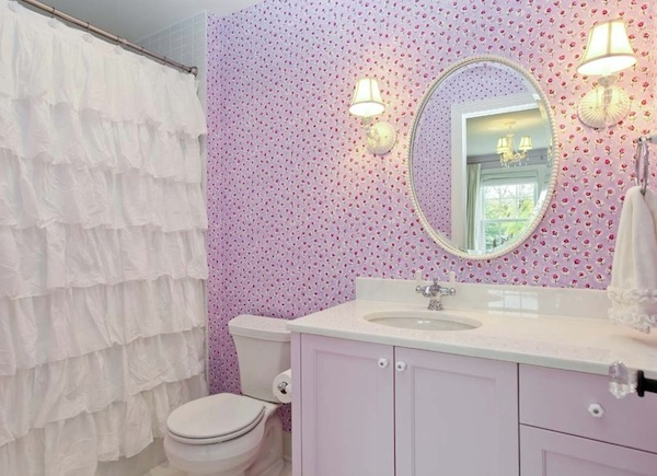 with shower curtain ideas