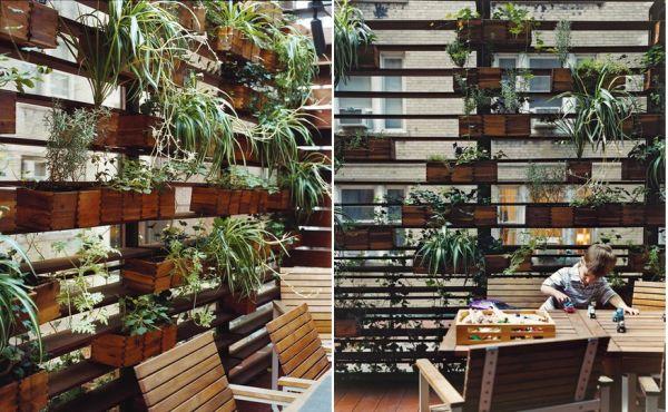 Indoor Wall Hanging Plant Pots