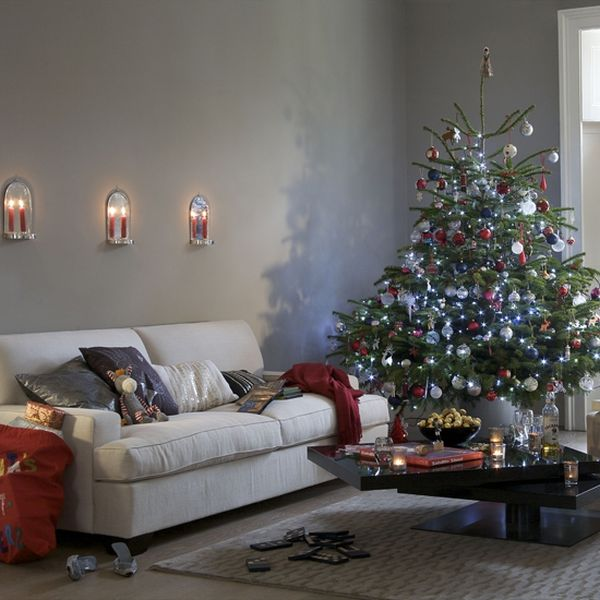 Christmas Decorating Ideas For Small Living Rooms Centerfieldbar Com Part 88