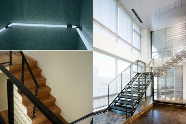 Steel Angle Iron Handrail