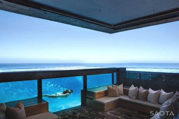 Spectacular Beach House With Amazing Sea Views
