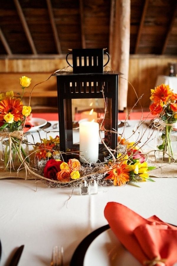 Decorating Lanterns For Wedding On Decorations With 48 Amazing Lantern Centerpiece Ideas 20