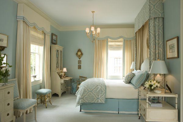 Design Bedroom Decor Blue And Gold