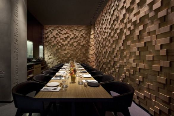 13 Stylish Restaurant Interior Design Ideas Around The World View in gallery