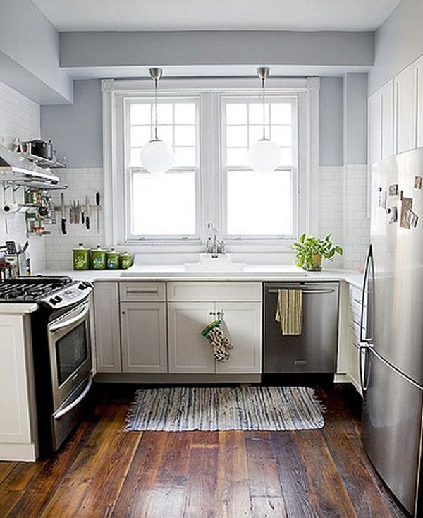 Small Kitchen Design Layout Tips