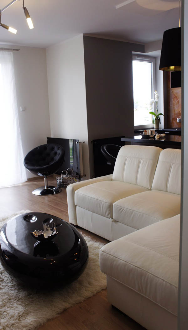 A Compact 34 Square Meter Apartment With An Elegant