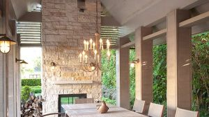 15 Outdoor Dining Design Ideas For A Summer Experience