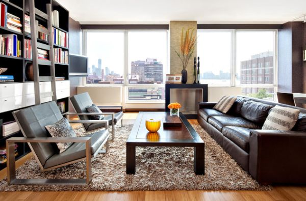 Living Room Paint Ideas With Brown Furnitureracetotopcom Leather Furniture O