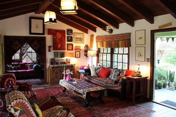 """How To Achieve Bohemian (or """"Boho-Chic"""") Style"""