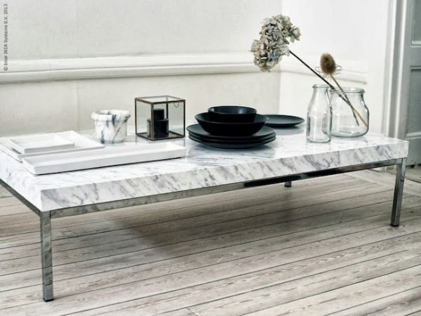 marble top tables to admire inspire
