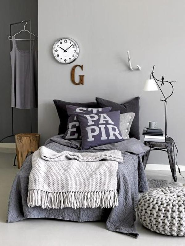 best grey themed bedroom gallery - home design ideas - ramsshopnfl