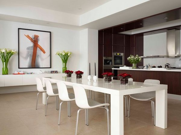 50 Modern Dining Room Designs For The Super Stylish