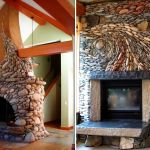 34 Beautiful Stone Fireplaces That Rock Bring The Rusticity