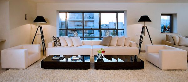 low coffee table designs the most