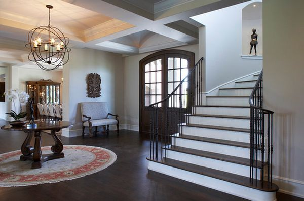 Stair ceiling lighting ideas. ideas for hallway lighting and stair ...