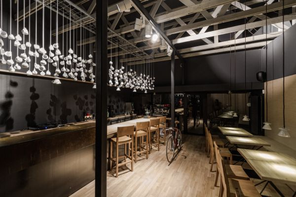 Coffee Shops Around The World And Their Eye Catching Interior Design     View in gallery