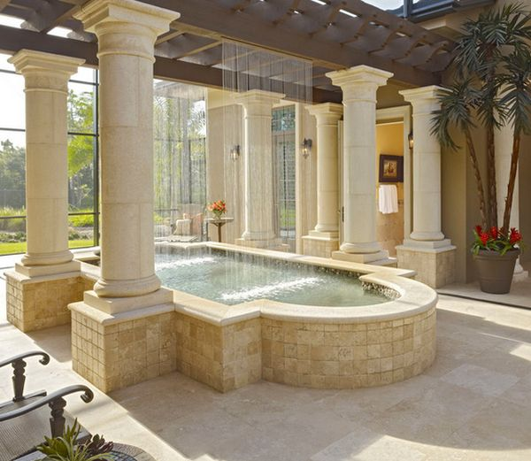 11 Falling Water Features Guaranteed To Give Your House A