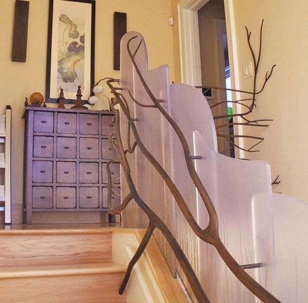 17 Ingenious Staircase Railing Ideas To Spruce Up Your House Design   Beach House Stair Railing   Coastal   Rustic   Unique   Indoor   Marine Rope