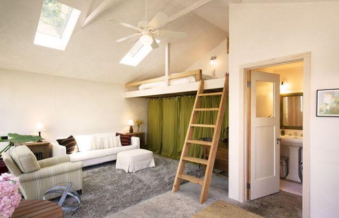 4 Sleeping Loft Santa Barbara