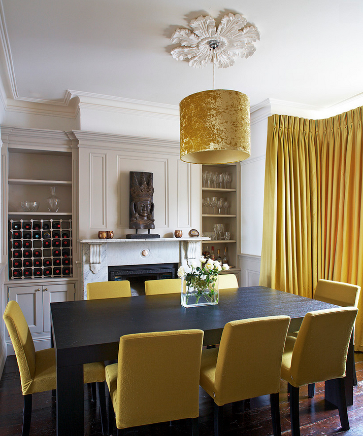Mixing In Some Mustard Yellow Ideas Amp Inspiration