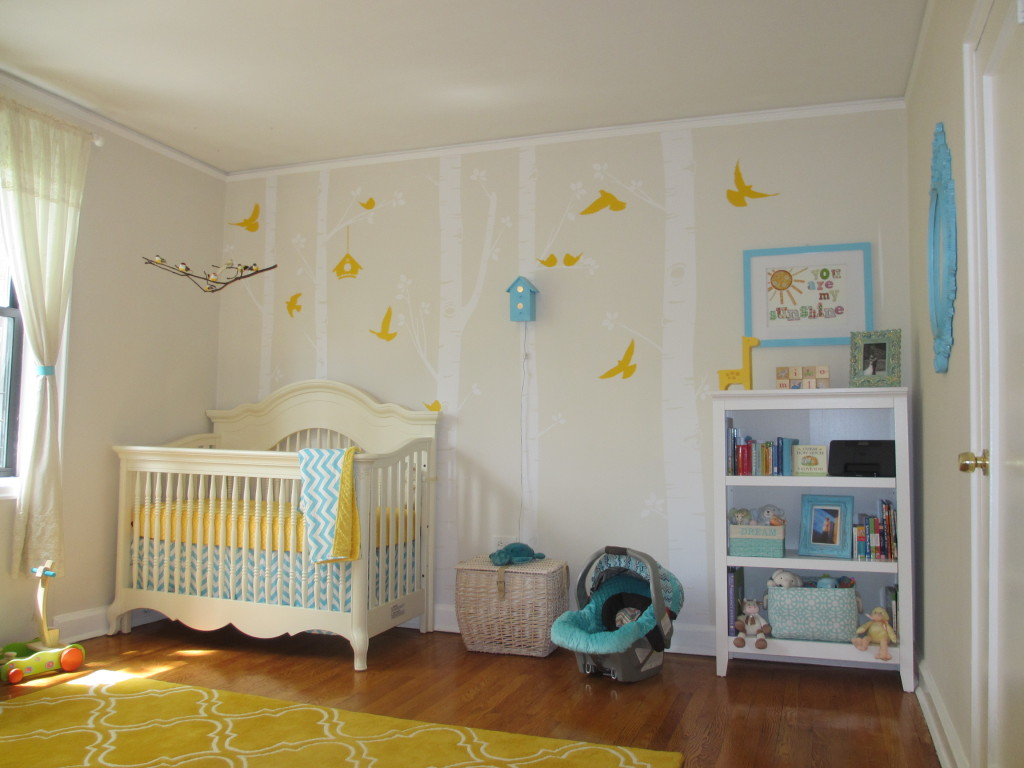 Color Psychology For Nursery Rooms. Learn How Color