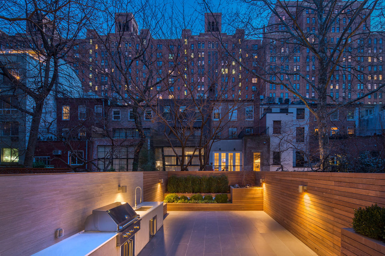 Grandeur And Drama Combined In A New York City Modern