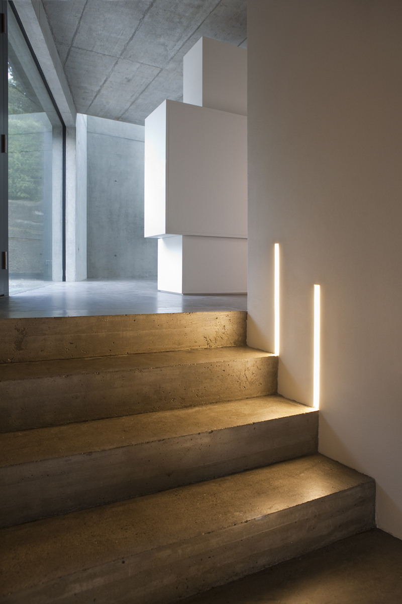 Lighting for staircase. 1000 ideas about stairway lighting on ...