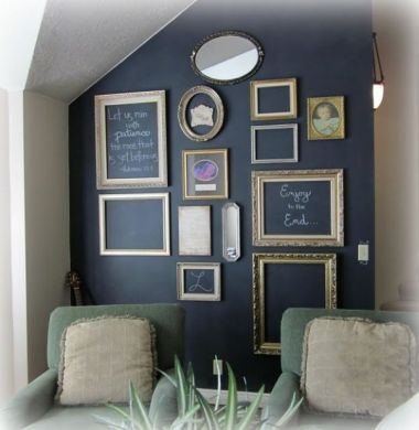 Simplicity And Beyond     How You Can Use Empty Frames As Wall Decor