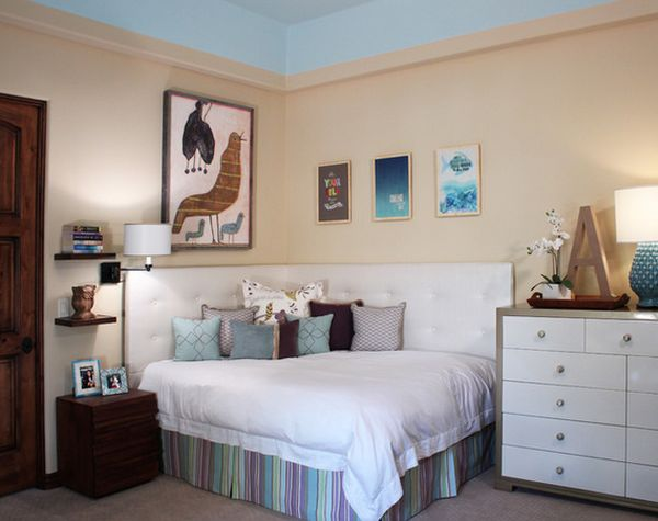Room Headboard Corner