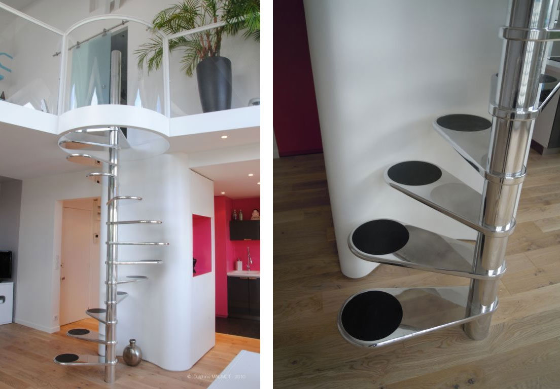 Compact Stairs – The First Step Towards A Happy Tiny Home | Unique Stairs For Small Spaces | Mini | Small Area | Ladder | Stairway | Loft