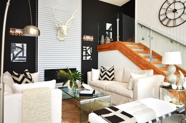 Small Living Room Ideas That Defy Standards With Their Stylish Designs | Small Living Room With Stairs | Interior Design | Tiny | Cozy | Stairway | Bedroom