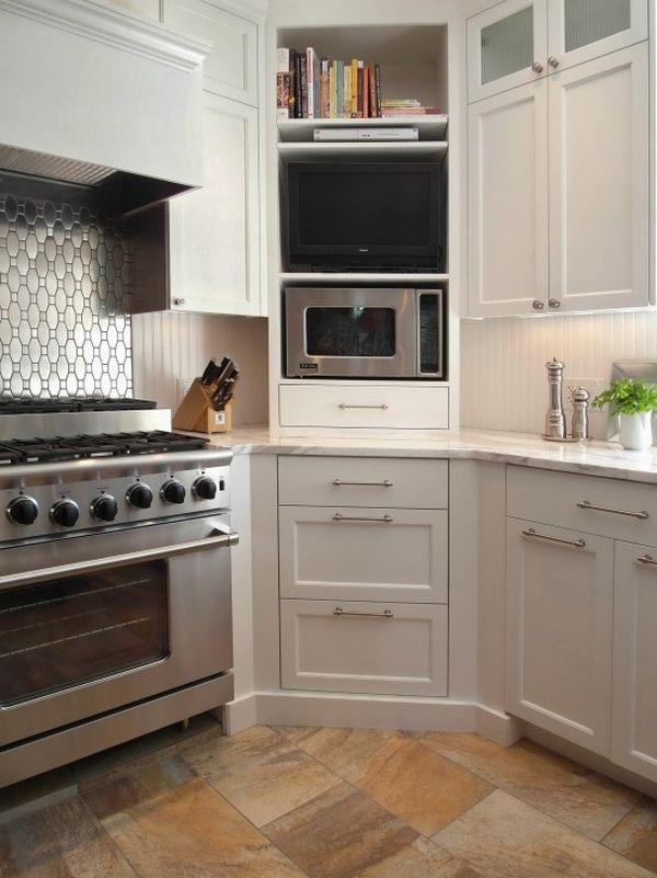 corner kitchen cabinets