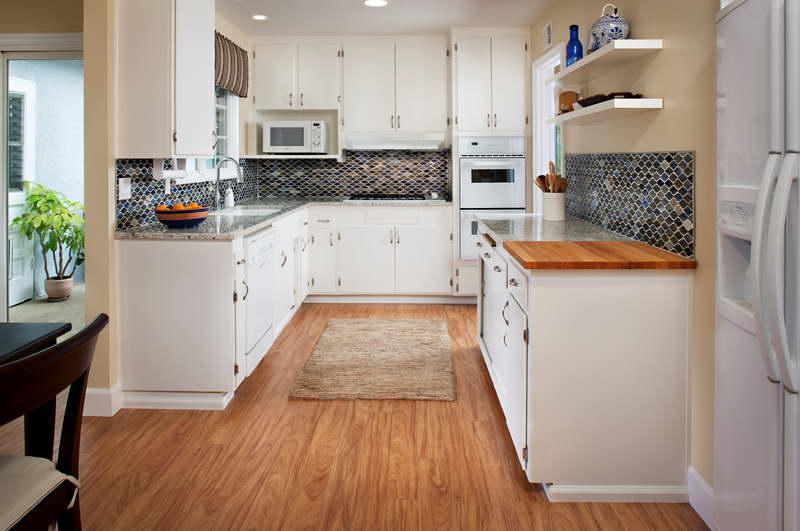 U Shaped Kitchen Designs Layouts