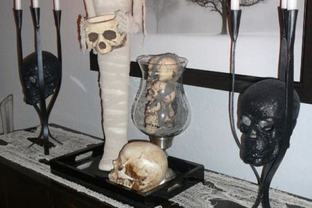 best room decor ideas how to decorate house for halloween party