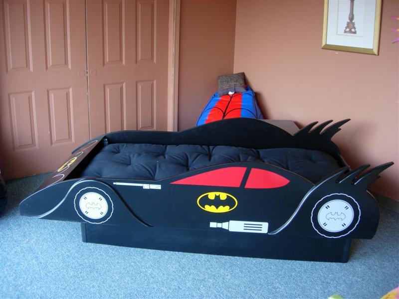 batman bedding and bedroom decor