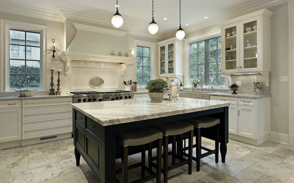 Fancy Furniture Designs With Marble Tops