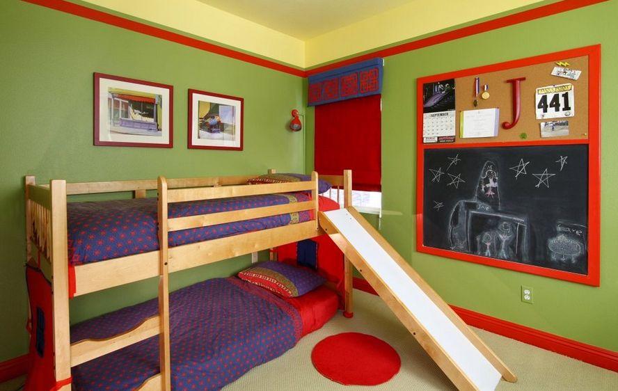 Slides Beds Bunk Fun