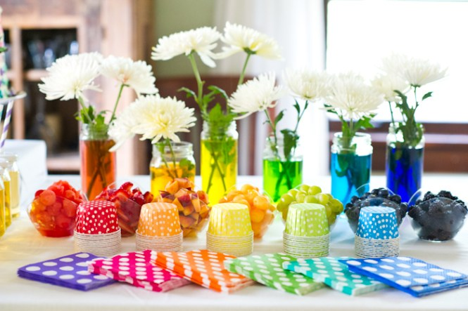 Image Of Party Decoration Ideas At The Park