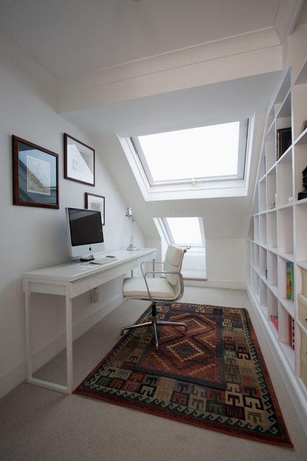 Office Long Narrow Desk