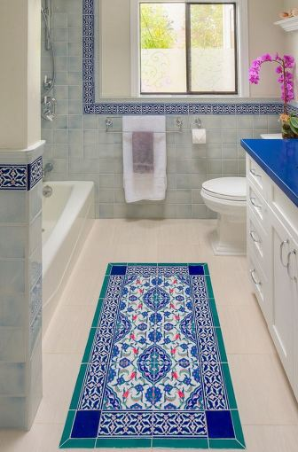 30 Floor Tile Designs For Every Corner of Your Home  Mediterranean Accent
