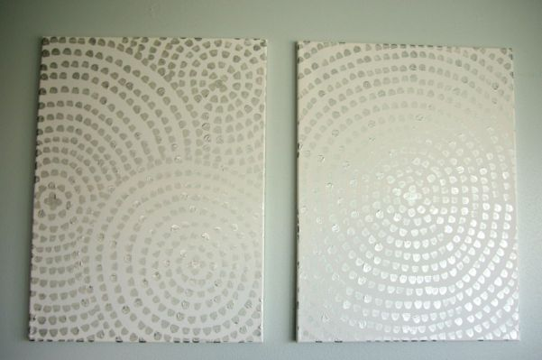 Image result for diy canvas wall art