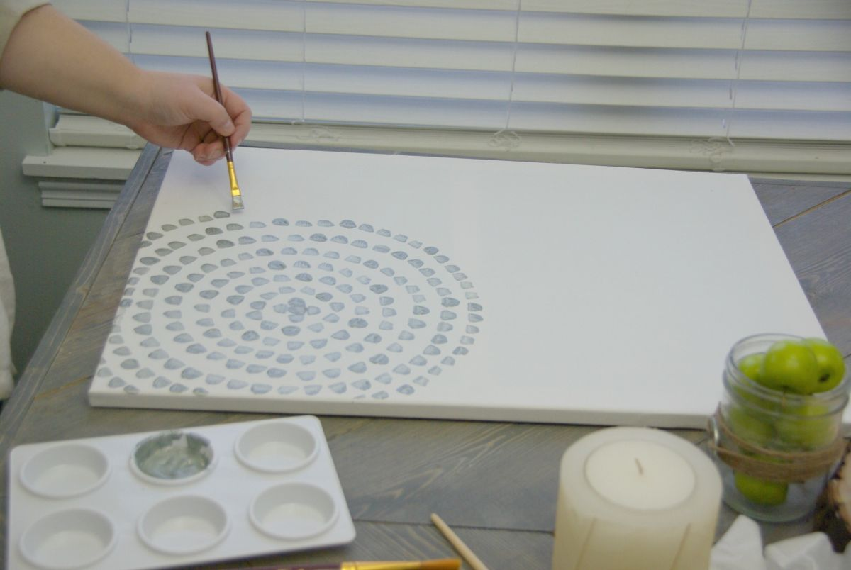 A Low Cost Way To Add Art To Your Home
