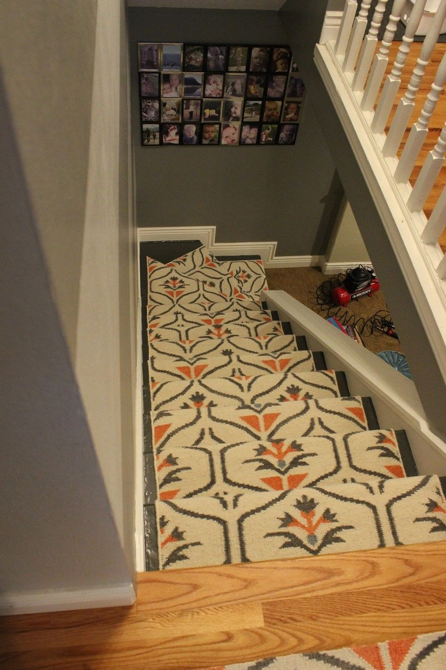 Exceptional Update Your Staircase How To Remove And Install Carpet On The Stairs