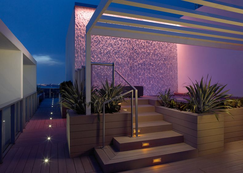 deck lighting ideas that bring out the