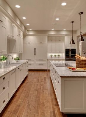 Contemporary Kitchen Cabinets For A Posh And sleek Finish A Mix of Old and New