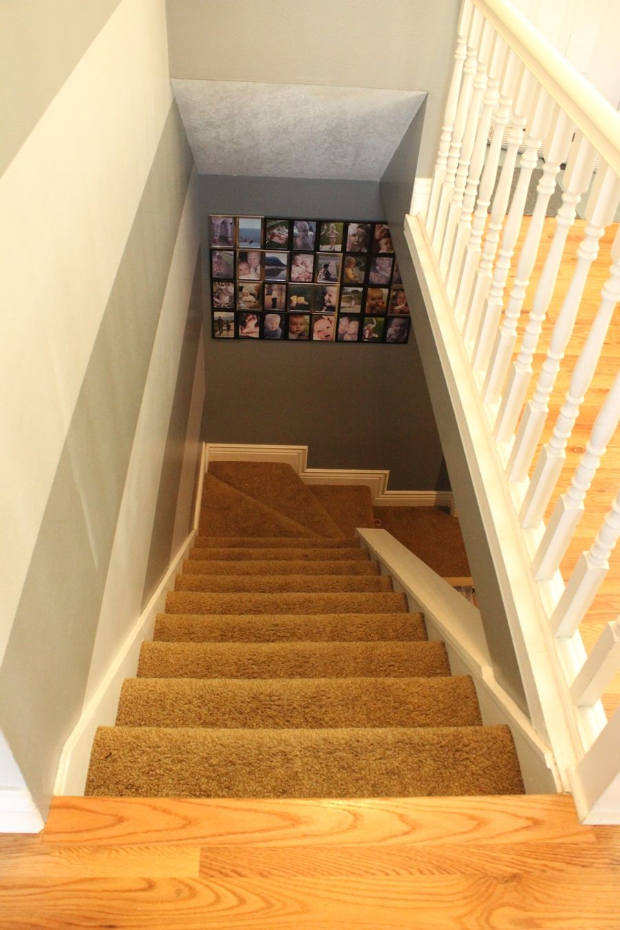 Captivating Update Your Staircase How To Remove And Install Carpet On The Stairs