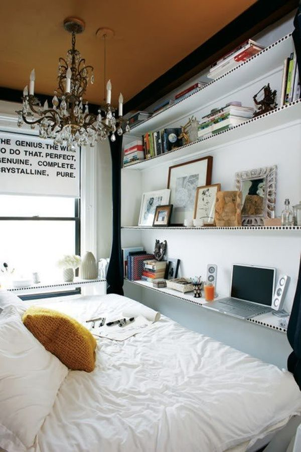 10 Creative Space Saving Ideas For Your Apartment